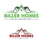 Biller Homes Logo - Entry #188