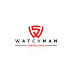 Watchman Surveillance Logo - Entry #166