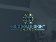 Kingdom Insight Church  Logo - Entry #45