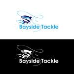 Bayside Tackle Logo - Entry #157