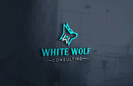 White Wolf Consulting (optional LLC) Logo - Entry #219