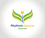 Rhythmic Balance Naturals Logo - Entry #125