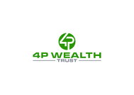 4P Wealth Trust Logo - Entry #352