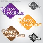 Crispy Creations logo - Entry #75
