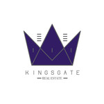 Kingsgate Real Estate Logo - Entry #50