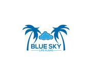 Blue Sky Life Plans Logo - Entry #284