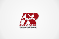 Rams Duty Free + Smoke & Booze Logo - Entry #265