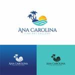 Ana Carolina Fine Art Gallery Logo - Entry #41