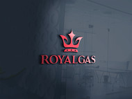 Royal Gas Logo - Entry #231