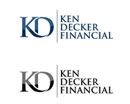 Ken Decker Financial Logo - Entry #181