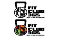 Fit Club 365 Logo - Entry #54