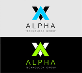 Alpha Technology Group Logo - Entry #33