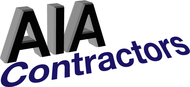 AIA CONTRACTORS Logo - Entry #9