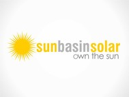 Sun Basin Solar Logo - Entry #40