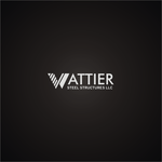 Wattier Steel Structures LLC. Logo - Entry #40