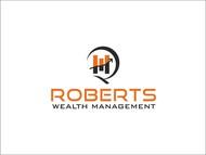 Roberts Wealth Management Logo - Entry #262