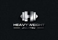 Heavyweight Jiujitsu Logo - Entry #315