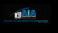 AIA CONTRACTORS Logo - Entry #42