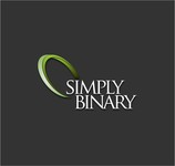 Simply Binary Logo - Entry #176
