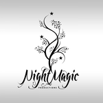 Night Magic Productions Logo - Entry #35