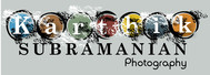Karthik Subramanian Photography Logo - Entry #158