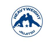 Heavyweight Jiujitsu Logo - Entry #18