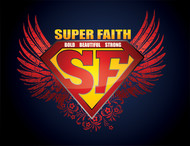 Superman Like Shield Logo - Entry #32