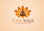 Your Yoga Logo - Entry #102