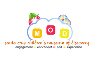 santa cruz children's museum of discovery  MOD Logo - Entry #15
