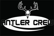 Antler Crew Logo - Entry #128