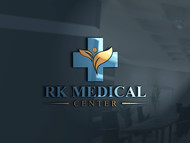 RK medical center Logo - Entry #208