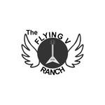 The Flying V Ranch Logo - Entry #5
