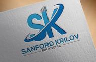 Sanford Krilov Financial       (Sanford is my 1st name & Krilov is my last name) Logo - Entry #204
