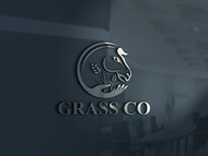 Grass Co. Logo - Entry #195