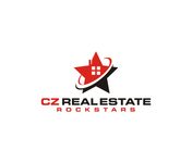 CZ Real Estate Rockstars Logo - Entry #92