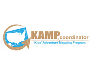 KAMPcoordinator : Kids' Adventure Mapping Program   Logo - Entry #20