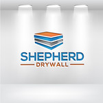 Shepherd Drywall Logo - Entry #82