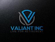 Valiant Inc. Logo - Entry #318