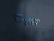 Code My City Logo - Entry #42