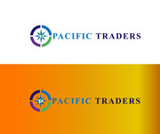 Pacific Traders Logo - Entry #131
