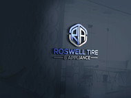 Roswell Tire & Appliance Logo - Entry #81