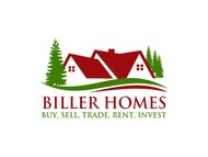 Biller Homes Logo - Entry #183