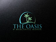 The Oasis @ Marcantel Manor Logo - Entry #101