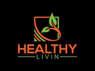 Healthy Livin Logo - Entry #162