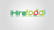 iHireFood.com Logo - Entry #47