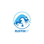 Ruffin'It Logo - Entry #213