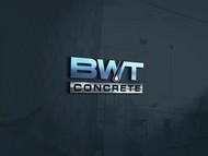BWT Concrete Logo - Entry #212
