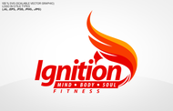 Ignition Fitness Logo - Entry #73