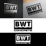 BWT Concrete Logo - Entry #448
