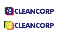B2B Cleaning Janitorial services Logo - Entry #39